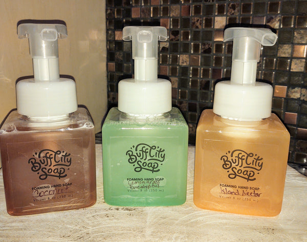 Buff City Liquid Soap