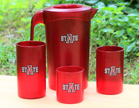 Bentley Collegiate Arkansas State University Drinkware