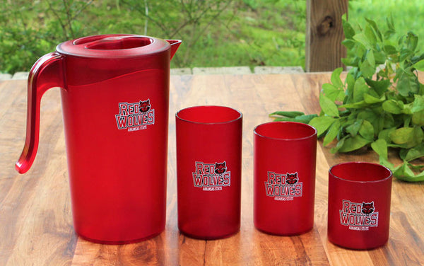 Bentley Collegiate Arkansas State University Red Wolves Drinkware