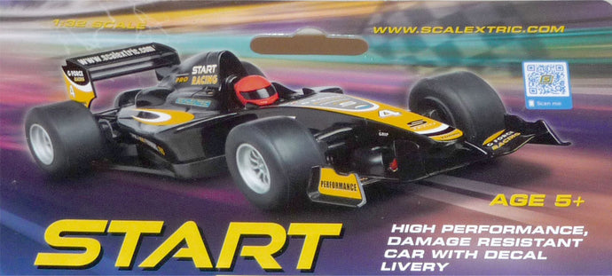 C4113 - Start F1 Racing - 'G Force Racing' #4 - FlatoutSlotCars