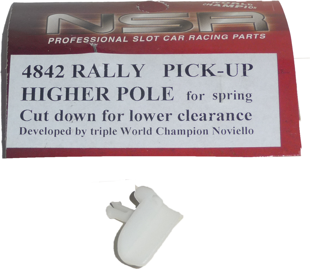NSR 4842 Racing PickUp Guide