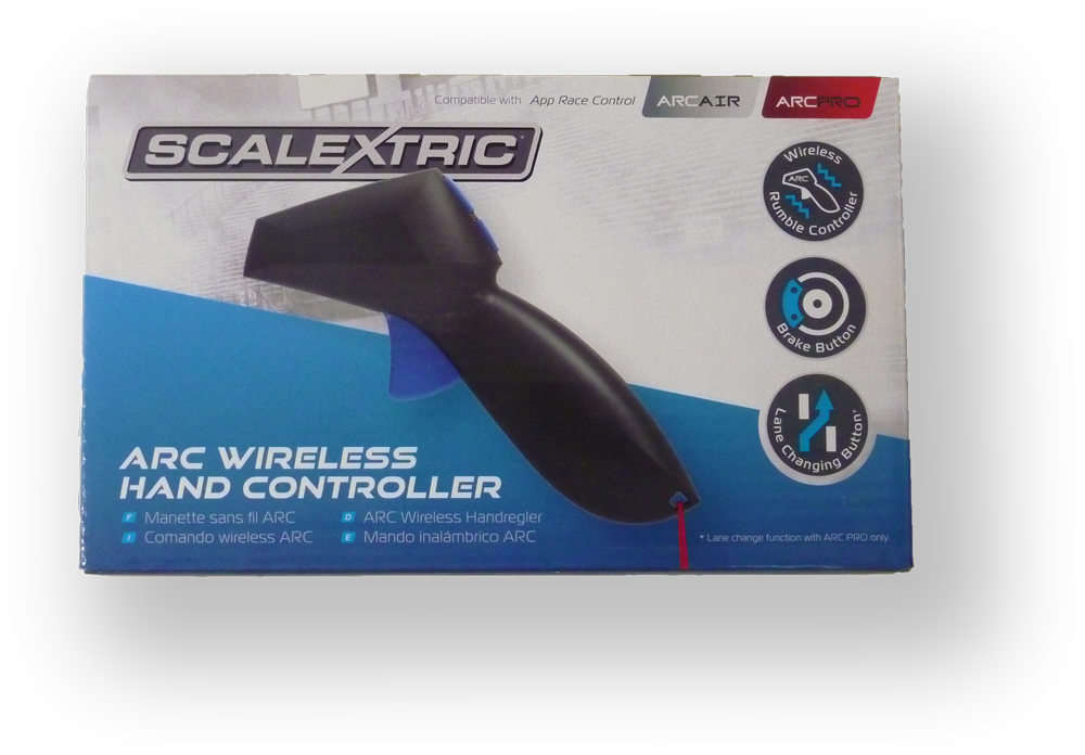 Scalextric ARC Wireless Controller  C8438
