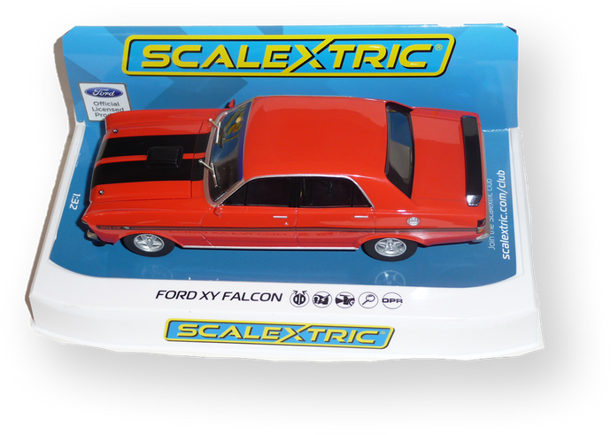 Ford XY Falcon  Road car  C3937