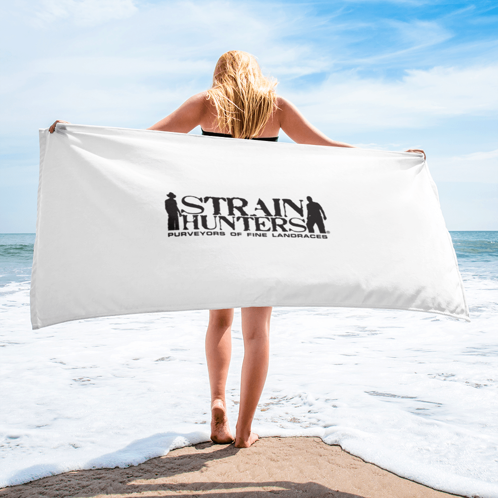 Strainhunter Towel