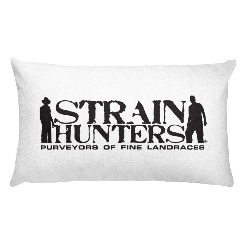 Rectangular Strainhunter Pillow