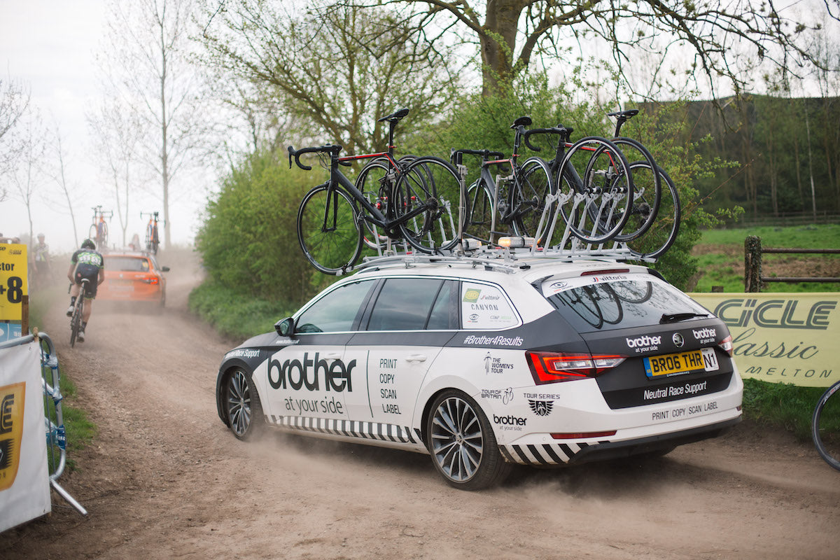 Brother UK to become Vitus Pro Cycling Team's supporting headline sponsor for three years