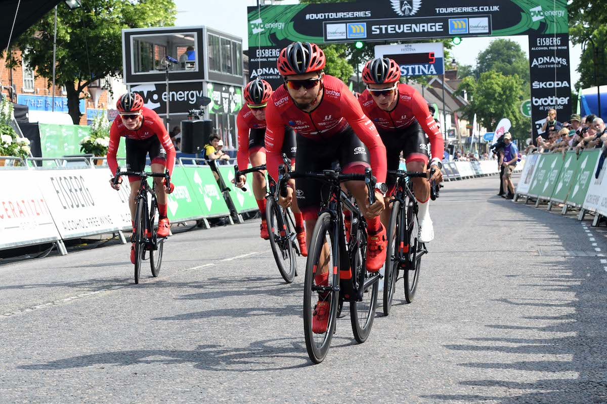 Race report | The Tour Series (Stevenage)