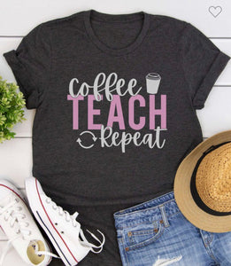 Coffee.  Teach.  Repeat.
