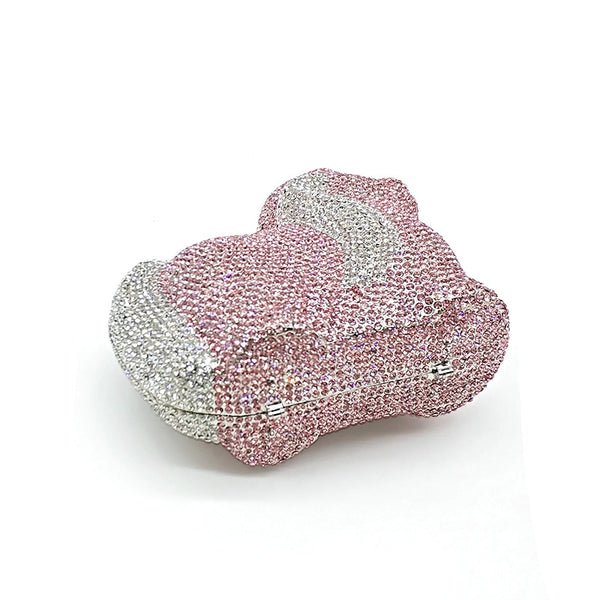Keke Crystal Clutch