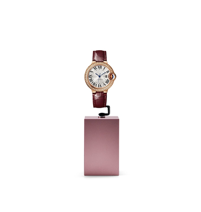 Les Céline Timepiece Rose Gold Bar