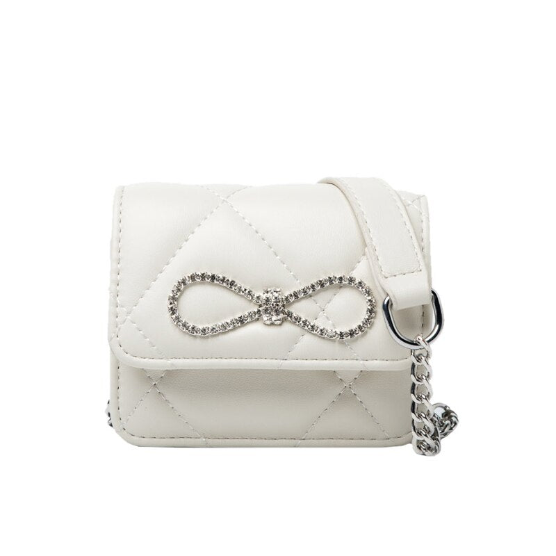 White Diamond Latoya Crème Blanc Bag