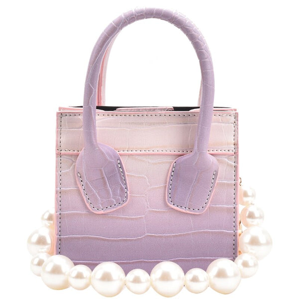 Lavender Ombré Mirage Bag