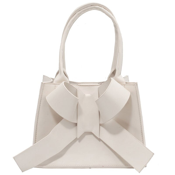 White Latoya Chez Mirage Evening Bag