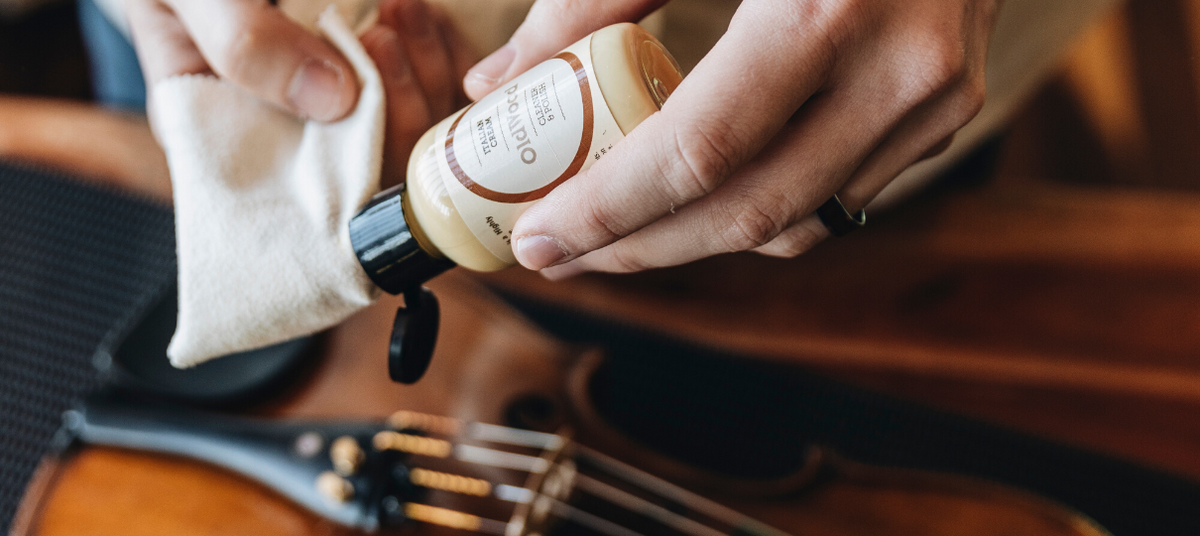 How to Clean and Protect Your Instrument During Flu Season