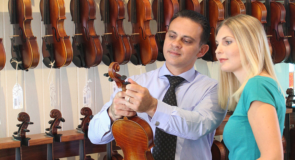 The Definitive Checklist for Buying an Intermediate Violin