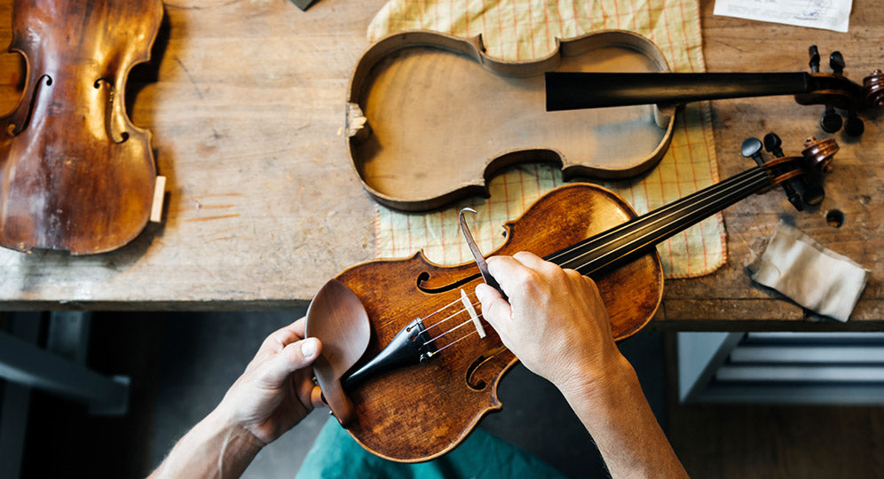 String Instrument Care & Maintenance