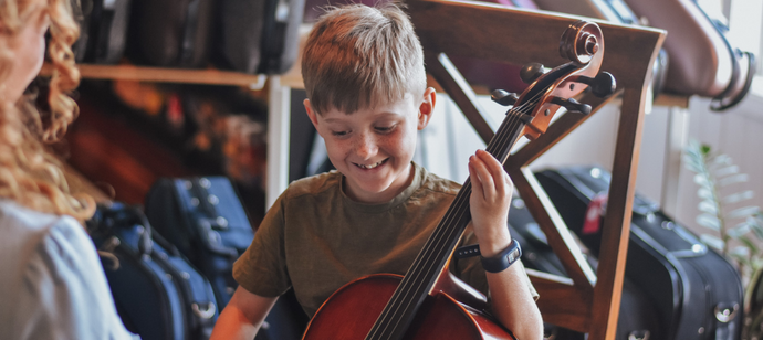 Learning The Cello: A Beginner's Guide