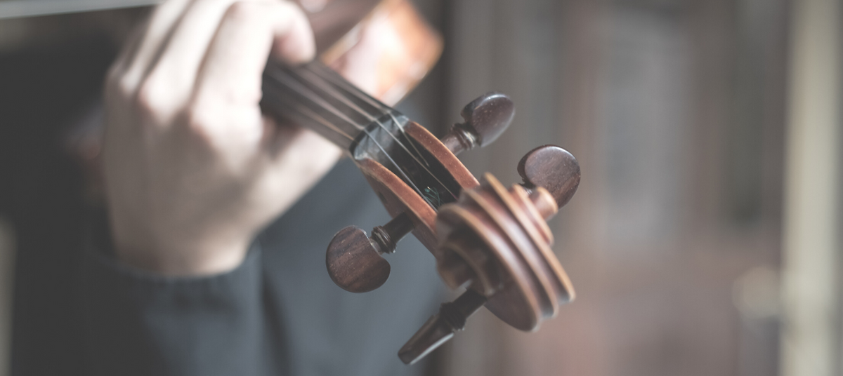 Essentials for the Violinist Learning at Home
