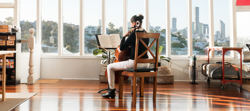 Essentials for the Cellist Learning at Home
