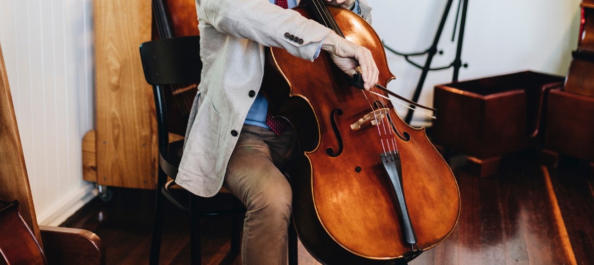 Why a 7/8 Cello May be Perfect for You