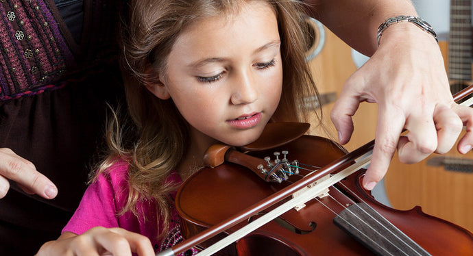 When Should My Child Start Learning To Play The Violin?