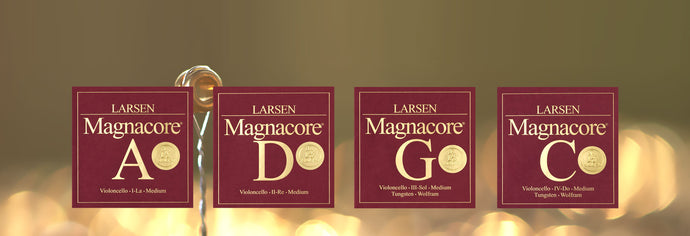 Product Review: Larsen Magnacore Arioso Strings for Cello