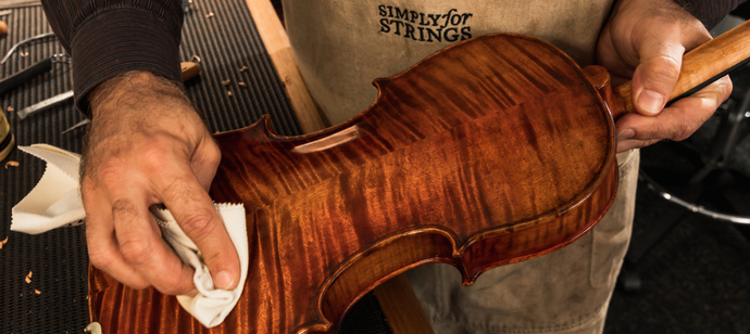 Maintaining Your Violin: 5 Steps to Great Violin Care
