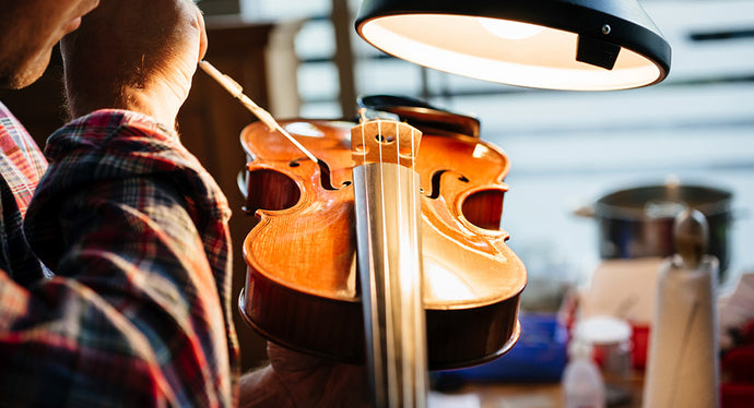 Why Your String Instrument Set Up is Important