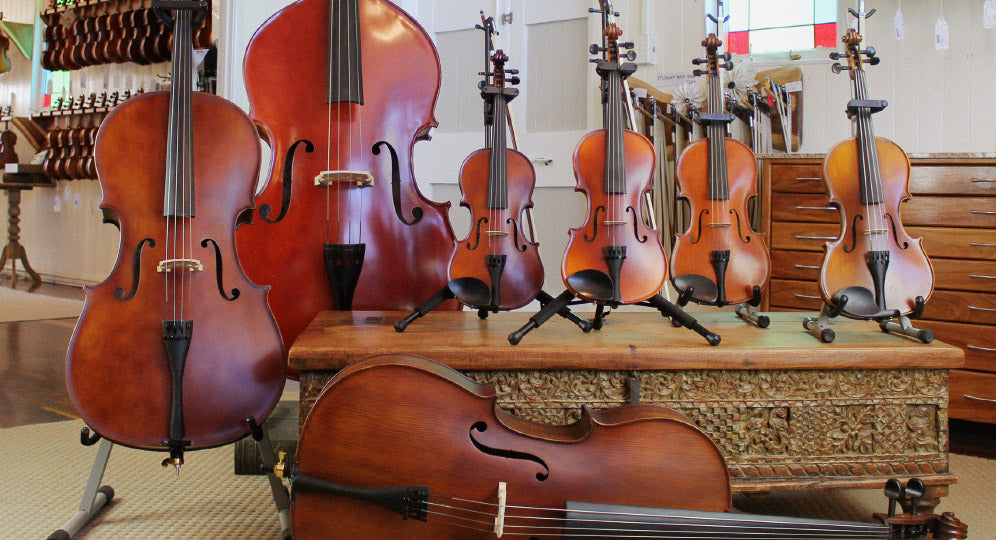 How To Upgrade Your String Instrument: Our Expert Advice