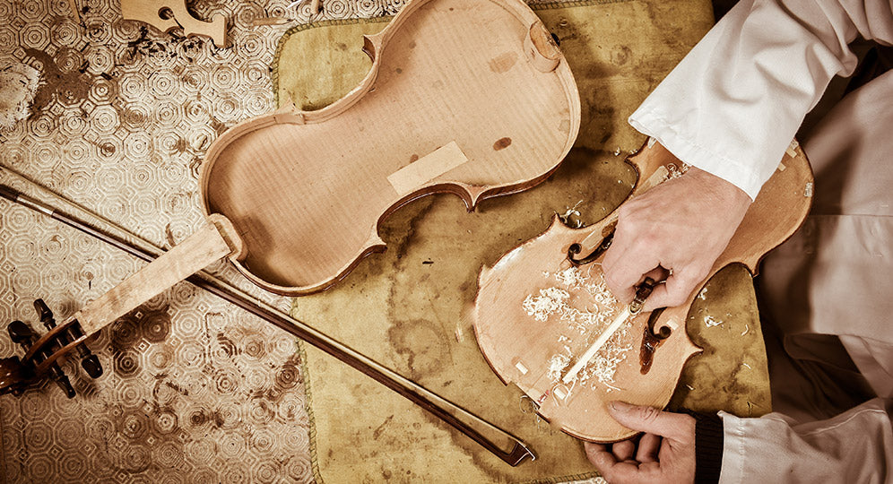 The Biggest Mistakes People Make When Buying A Second Hand Violin
