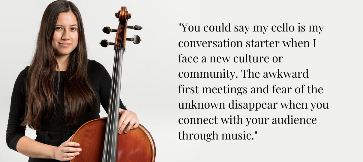 The Curious Case of the Wandering Cello