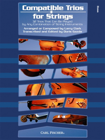 Load image into Gallery viewer, Buy Compatible Trios for Double Bass | Simply for Strings