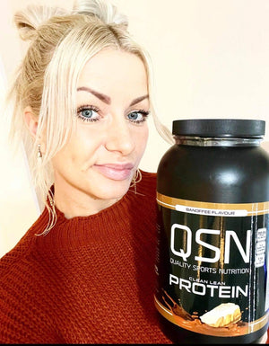 BANOFFEE FLAVOUR 'CLEAN LEAN PROTEIN'