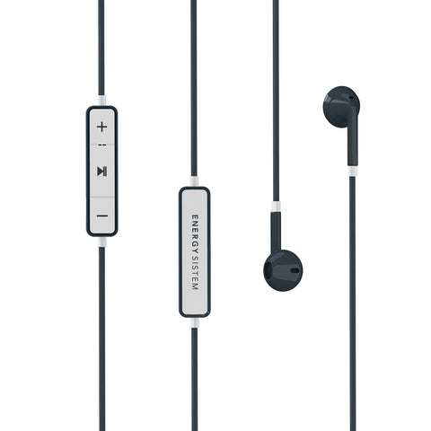 Energy earphones 1 bluetooth - Graphite