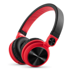 ENERGY HEADPHONES DJ2 RED