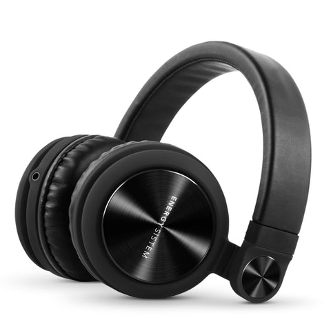 Energy headphones DJ2 - Black mic