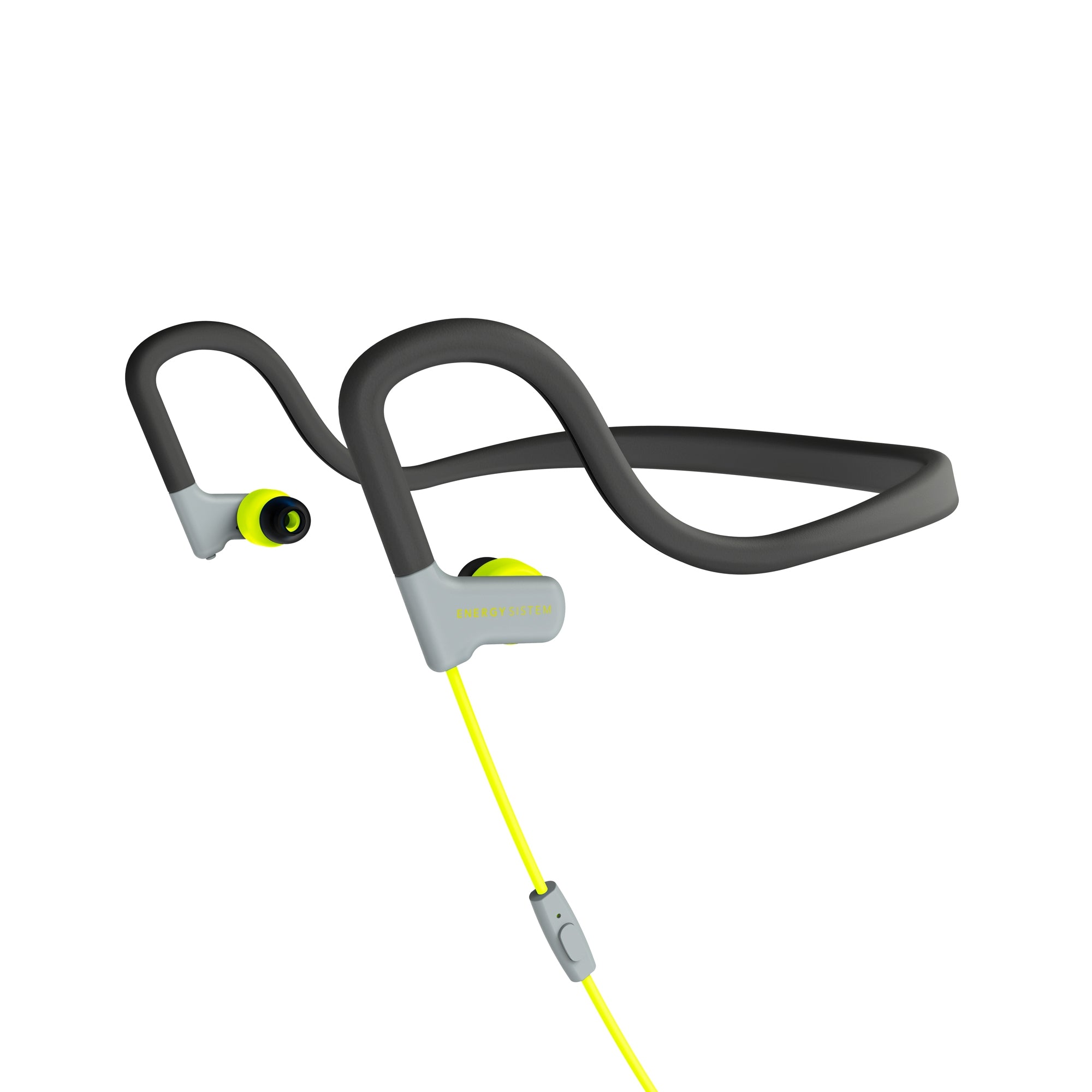 ENERGY EARPHONES SPORT 2 YELLOW MIC