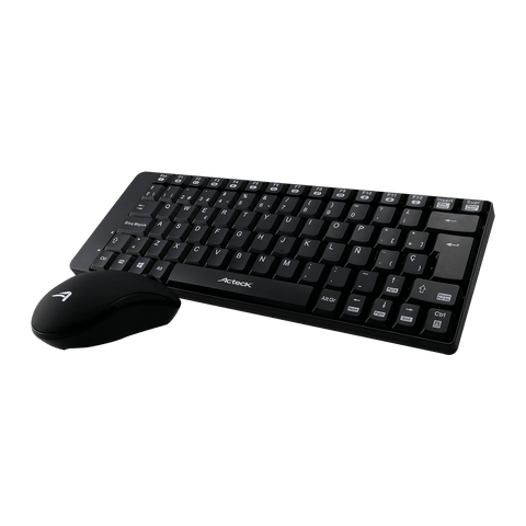KIT INALÁMBRICO TECLADO Y MOUSE