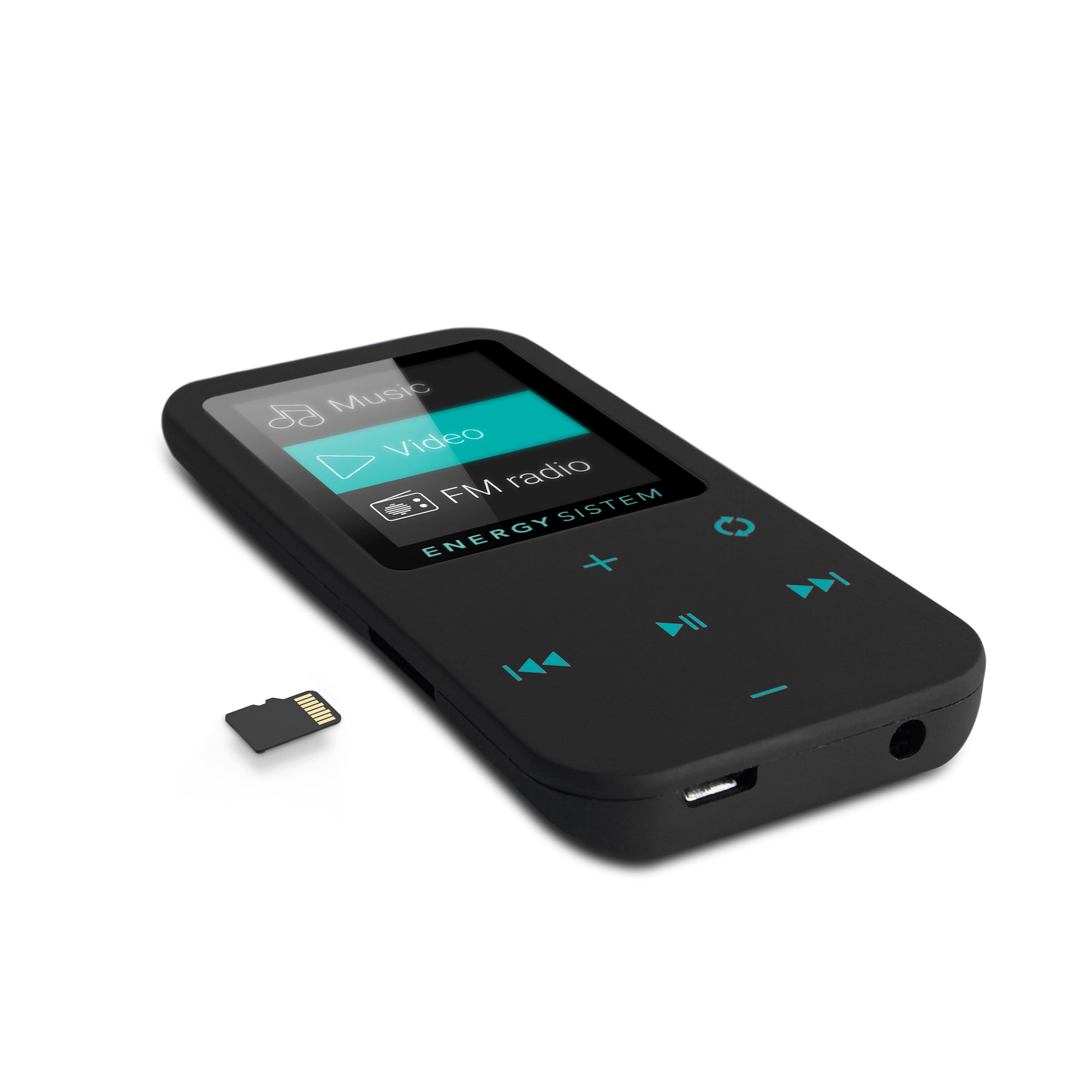 Energy MP4 touch bluetooth - Mint