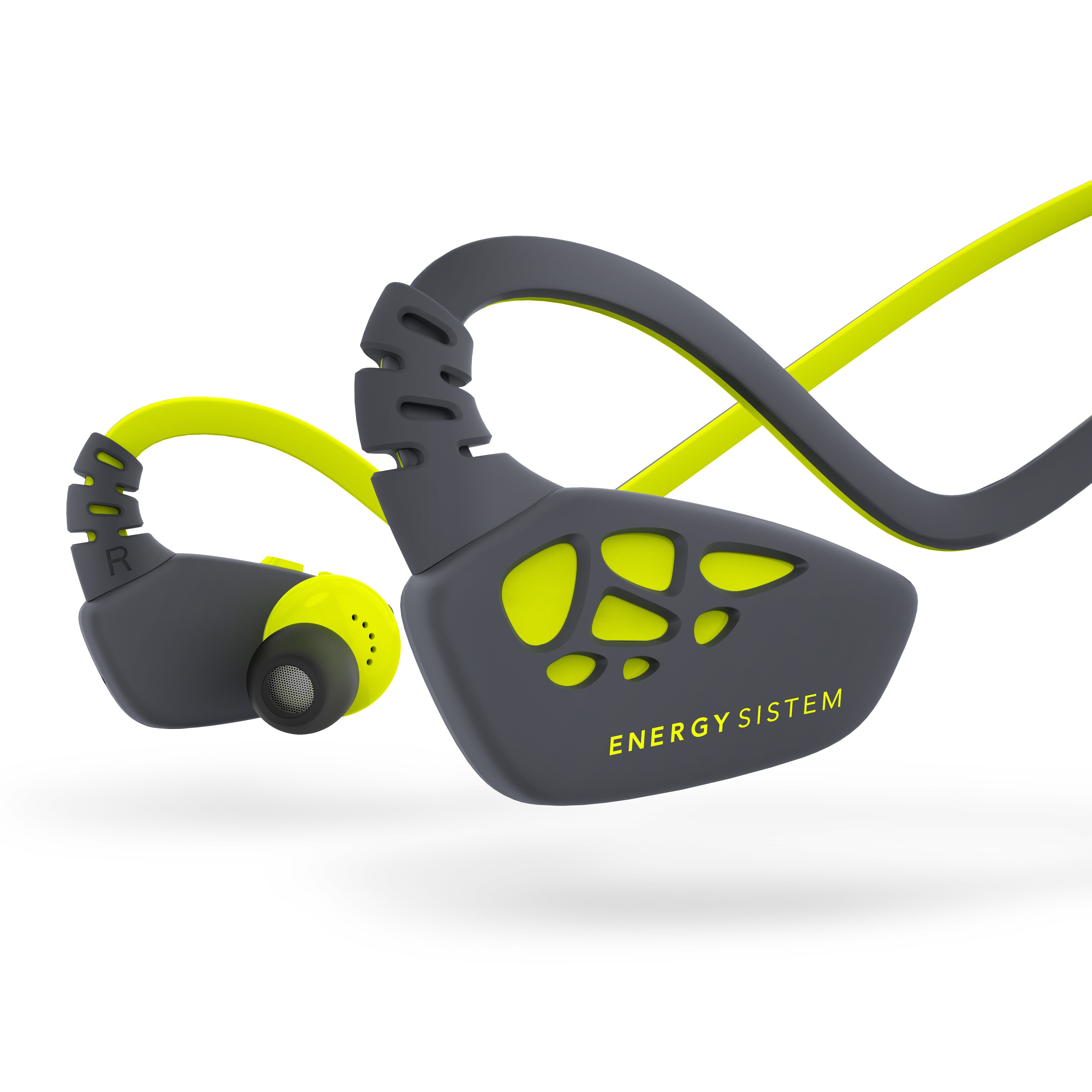ENERGY EARPHONES SPORT 3 BLUETOOTH YELLOW