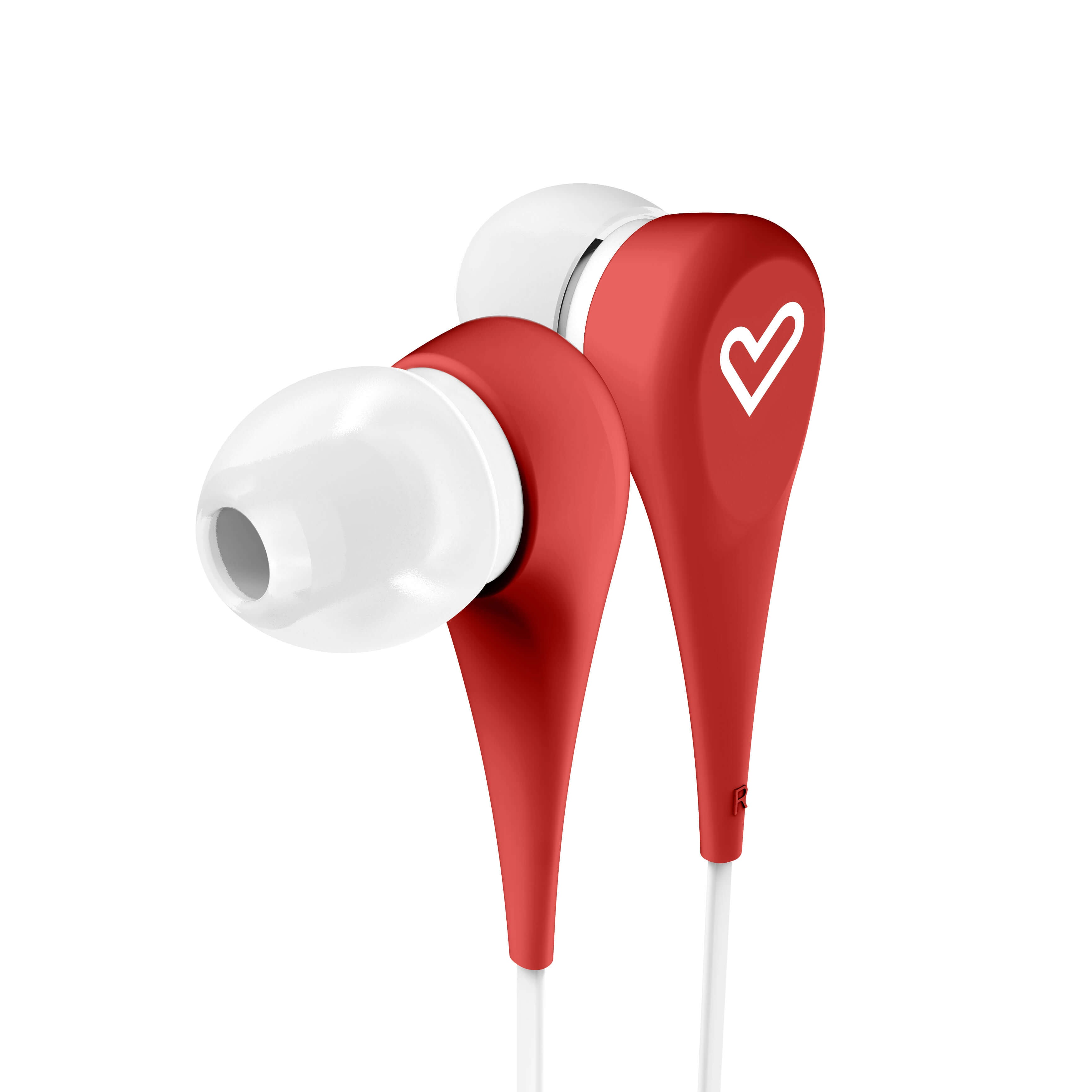 ENERGY EARPHONES STYLE 1+ RED