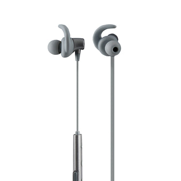 AUDÍFONOS METALLIC IN-EAR BLUETOOH GRIS