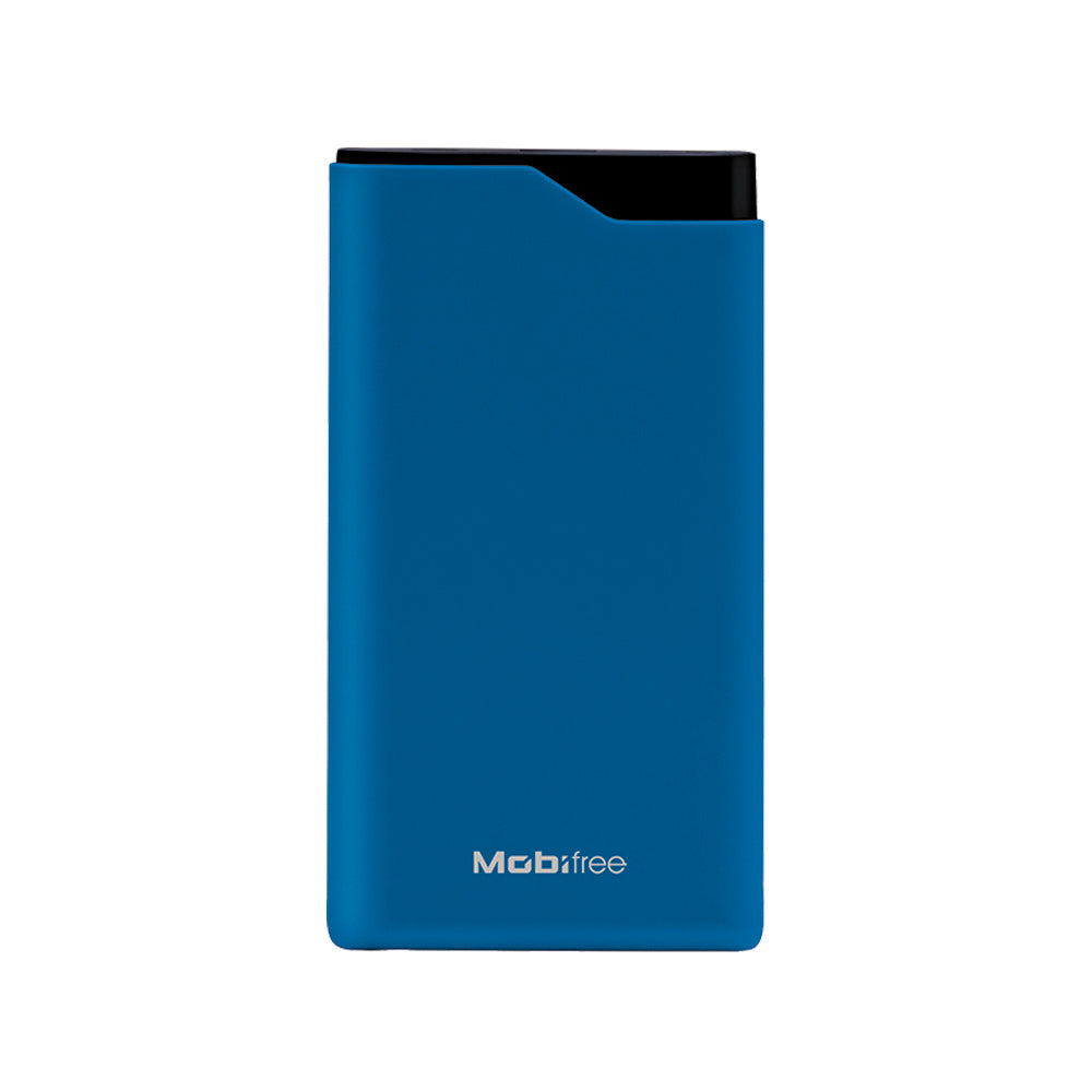 POWER BANK 6,000 MAH AZUL
