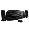 KIT TECLADO ESTANDAR ALAMBRICO/MOUSE ALAMBRICO USB/BOCINAS 2.0 AK3-2700