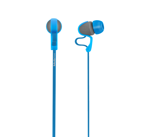 AUDIFONOS IN-EAR CON MICROFONO COLECCION URBAN KAOS AZUL