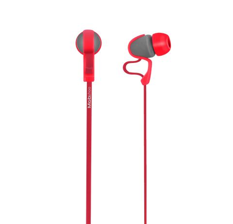 AUDIFONOS IN-EAR CON MICROFONO COLECCION URBAN KAOS CORAL