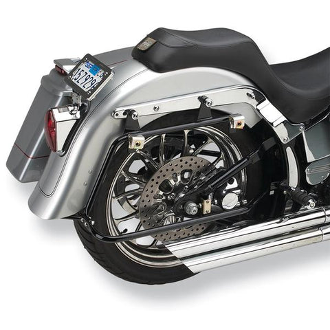 Extended Saddlebags