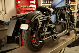 Sportster Bagger-Tail License Plate Mount