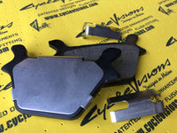 """The Squealers"" Rear Brake Pads 84 - 99 All Models"