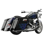 Extended Saddlebags (99-13 FLH models)